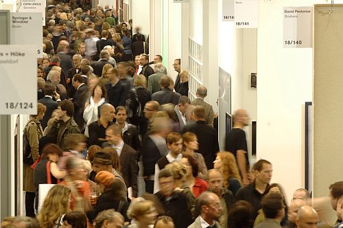 INTERNATIONALE KUNSTMESSE IN BERLIN