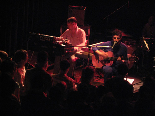 KONZERT: JUNIP + NORMAN PALM
