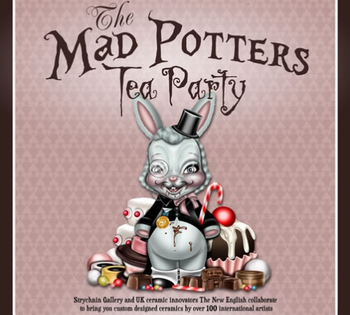 THE MAD POTTERS TEA PARTY