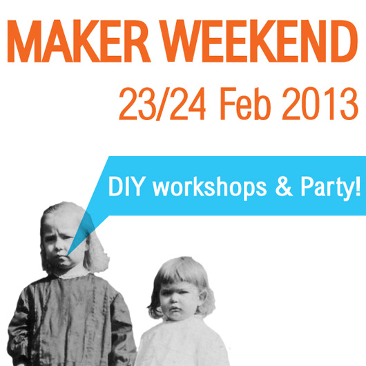 DAS BETAHAUS MAKER WEEKEND