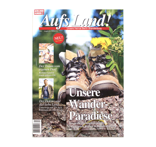 Magazin Aufs Land! Berlin Brandenburg Natur