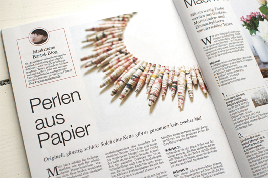 aufs land magazin berlin DIY maikitten