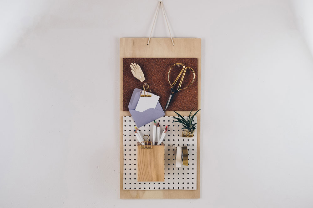 Make Make! DIY Wandorganizer