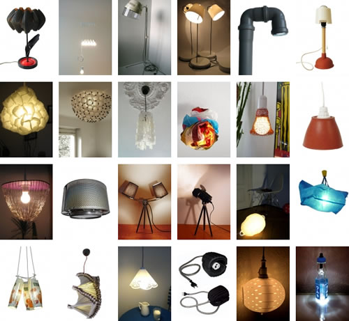 READY-MADE-LAMPEN