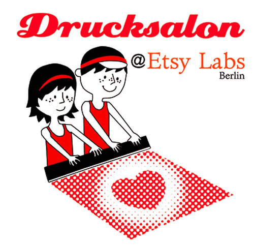 SIEBDRUCKEN IN DEN ETSY LABS