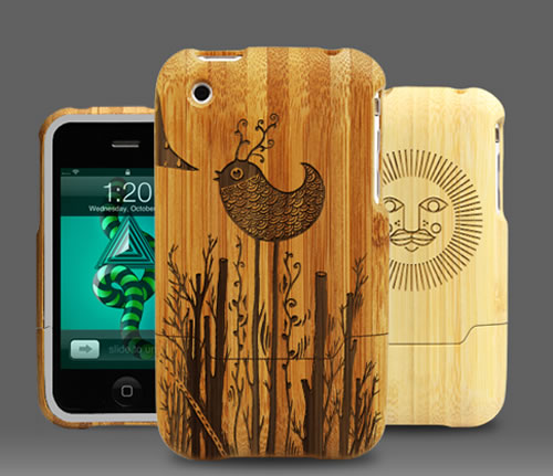 BAMBOO IPHONE CASES VON GROVE