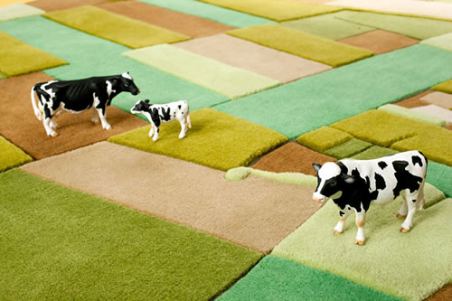 FLORIAN PUCHER: LAND CARPET