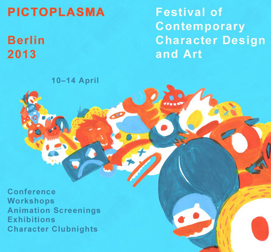 PICTOPLASMA BERLIN 2013