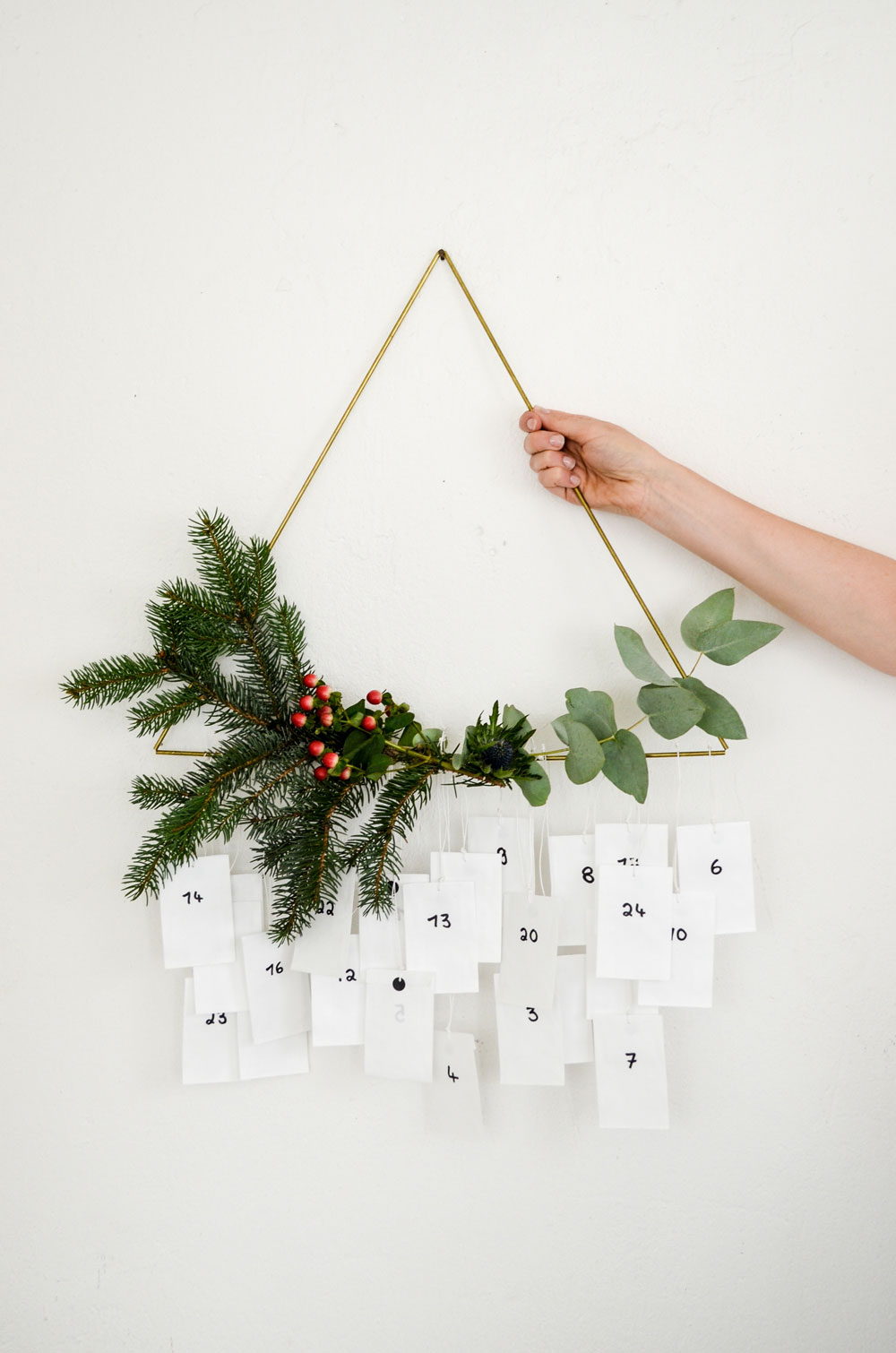 Make Make! DIY Anleitung Adventskalender
