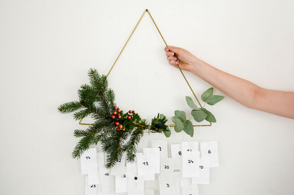 DIY: ADVENTSKALENDER